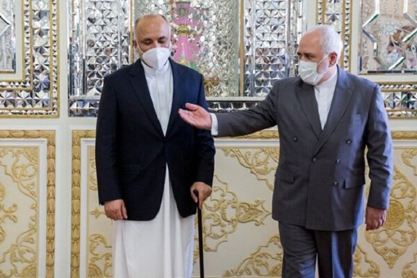 آمادگی ایران برای مساعدت در روند صلح افغانستان