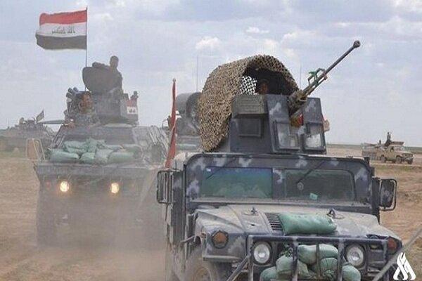 الحشد الشعبی از موفقیت عملیات «الفتح المبین» در پاکسازی صحرای الانبار خبر داد