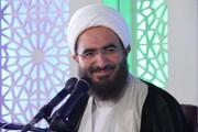 حضور نماینده مقام معظم رهبری در منزل شهید امر به معروف