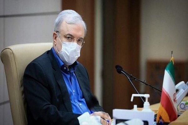 درخواست وزیر بهداشت از رهبر انقلاب درباره کرونا