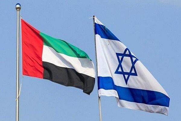 دوستی امارات با رژیم صهیونیستی
