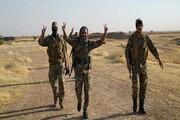 انهدام زرادخانه داعش در شرق عراق