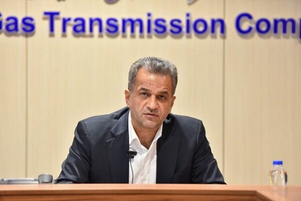 ظرفیت روزانه انتقال گاز ایران به ۸۷۰ میلیون مترمکعب رسید