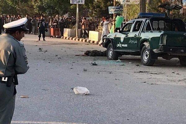 انفجار در مسیر کاروان ائتلاف آمریکایی در عراق