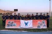 درخشش تیم دوومیدانی دانشگاه آزاد اسلامی در مسابقات کشوری