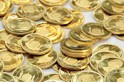 قیمت سکه به ١٣ میلیون و ۹۰۰ هزار تومان رسید
