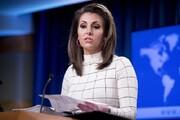 واشنگتن: فشار حداکثری به ایران را ادامه میدهیم