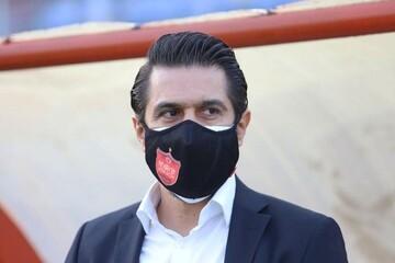 پیروانی: صحبتهای منتشر شده علیه کادرفنی و بازیکنان باعث تأسف و حیرت است