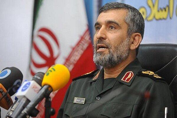 سردار حاجیزاده: امروز در بخش نظامی یک قدرت شدهایم