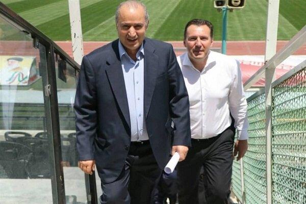 یک شوک دیگر به فدراسیون فوتبال؛ حکم دستیاران ویلموتس اعلام شد