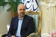 رئیس مجلس شورای اسلامی وارد زابل شد
