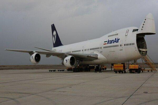 مهندسان ایرانی برای اولین بار بوئینگ ۷۴۷ را اورهال کردند