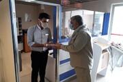 تقدیر از مدافعان سلامت بیمارستان فرهیختگان