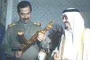 کمک مالی عربستان به صدام در طول جنگ چقدر بود؟