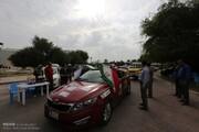 رالی خودروهای سفری از تهران تا سمنان