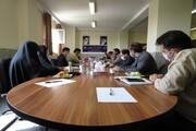 اولین نشست نمایندگان رئیس دانشگاه آزاد اسلامی در هیئت نظارت تشکلهای استان تهران برگزار شد