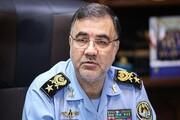 نیروی هوایی آماده اجرای دستورات فرمانده کل قواست