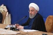 روحانی: جنگ امروز، جنگ اقتصادی است