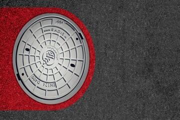 کاهش سرقت دریچه منهول فاضلاب با دستاورد جدید محققان دانشگاهی