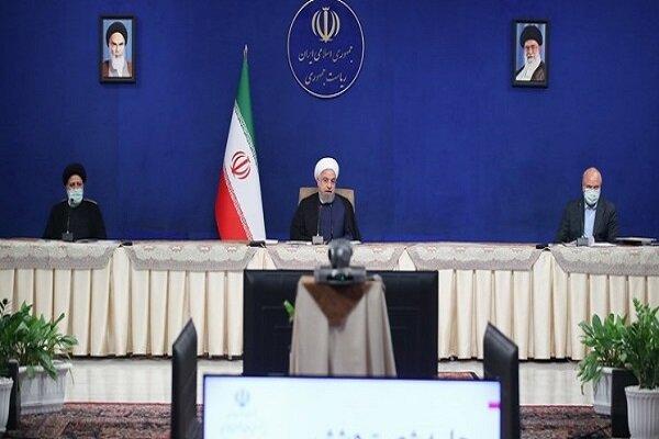جلسه شورای عالی فضای مجازی با حضور سران قوا برگزار شد