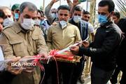 بازدید محسن رضایی از نمایشگاه توانمندسازی در خوزستان