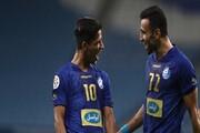 چهارمین گل متوالی مهاجم استقلال در چهارمین بازی