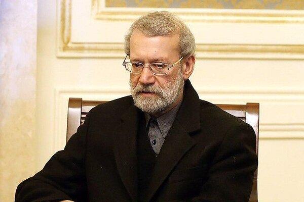 لاریجانی: جهانگیری کاندیدا شود، نمیآیم