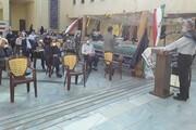 برگزاری جلسه حلقه صالحین کارکنان دانشگاه آزاد یزد