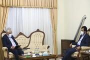 دیدار رئیس دانشگاه آزاد با استاندار اردبیل