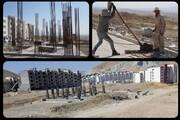 ساخت ۱۴۵  هزار مسکن ملی در بافت های ناکارآمد
