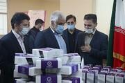 روز پرکار طهرانچی در سفر دوروزه به استان اردبیل