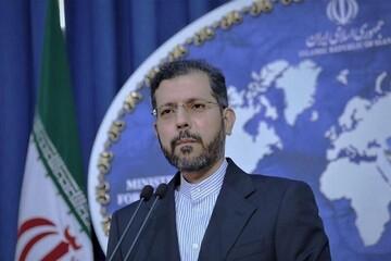 توییت سخنگوی وزارت خارجه در پی پایان محدودیتهای تسلیحاتی ایران