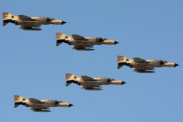 صدر نشینی نیروی هوایی ایران در رکوردزنی