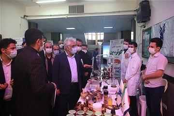 دکتر طهرانچی از دانشگاه آزاد اسلامی واحد مشگین شهر بازدید کرد