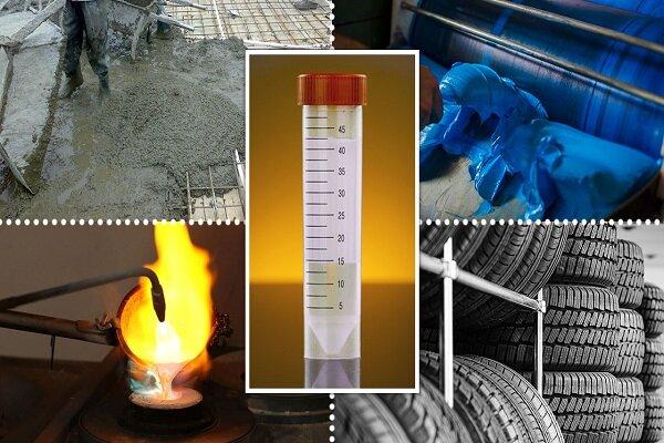 تولید نانوذرات سیلیس قابل استفاده در صنایع رنگ، لاستیک و بتن