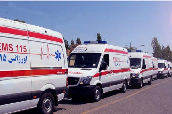 اعلام فراخوان جذب داوطلب اورژانس ۱۱۵ تهران