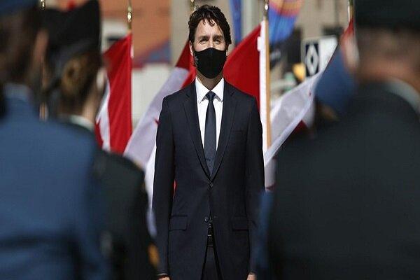 هشدار تلویزیونی «ترودو» به کاناداییها درباره موج دوم و پاییزی کرونا