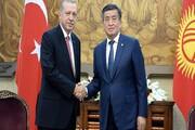 گفتوگوی تلفنی روسای جمهور قرقیزستان و ترکیه