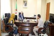 الجزایر: مسئله فلسطین، مقدس است