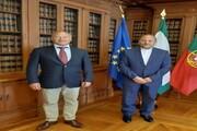 دیدار سفیر ایران در لیسبون با رئیس گروه دوستی پارلمانی ایران و پرتغال