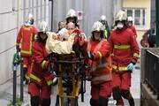 زخمی شدن چندین نفر در پاریس بر اثر حمله با چاقو