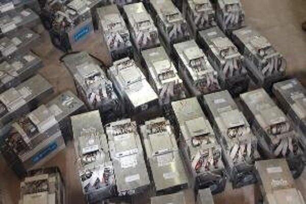 دپو ۲۴ دستگاه استخراج ارز دیجیتال در برازجان