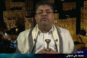 امروز دشمنان یمن در کنار قاتلان ملت فلسطین ایستادهاند
