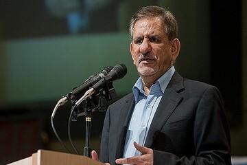 حضور معاون اول رئیس جمهور در جلسه بررسی صلاحیت رزم حسینی