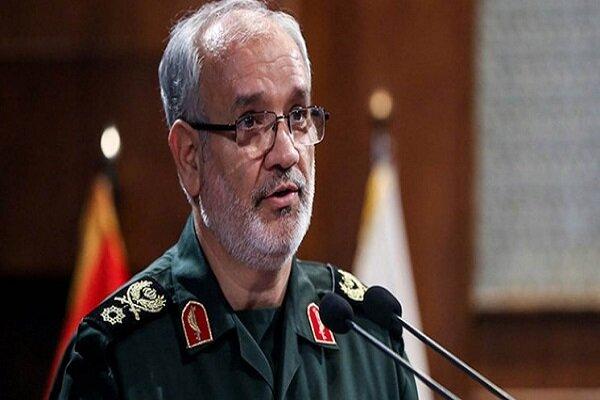 گسترش مرزهای استراتژیک ایران به برکت دفاع مقدس و مدافعان حرم