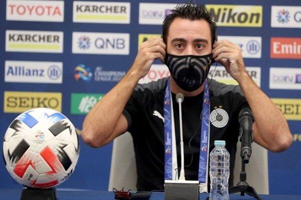 ژاوی: پرسپولیس بهترین تیم ایران است/ آنها همیشه با شور و شوق زیاد بازی میکنند