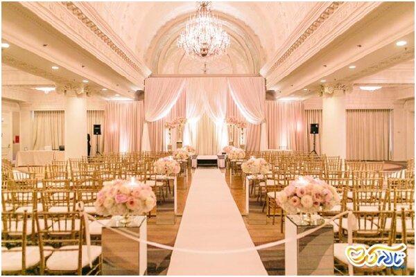 ارائه خدمات مجالس با بهترین تشریفات عروسی