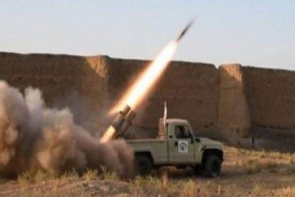 الحشد الشعبی یک تجمع عناصر داعش در شمال «سامراء» را در هم کوبید