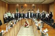 سالن اجتماعات دانشگاه آزاد رشت، به نام شهید سلیمانی مزین شد