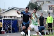 قهرمان آسیا یک گام تا لیگ یک